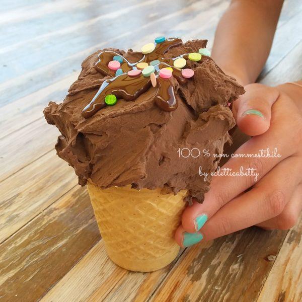 Bicchierino gelato Cioccolato e glassa