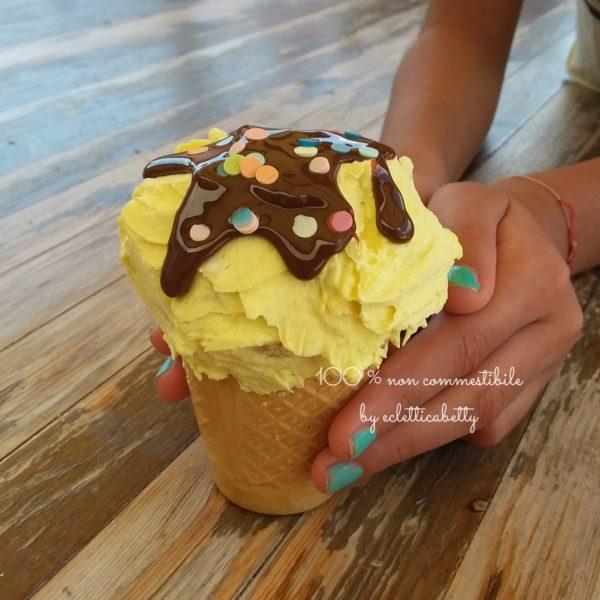 Bicchierino gelato Crema e glassa