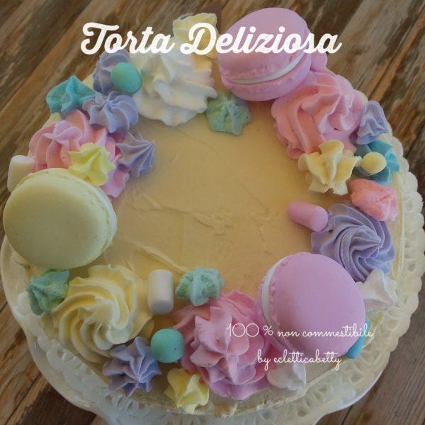 Torta Deliziosa 15 cm