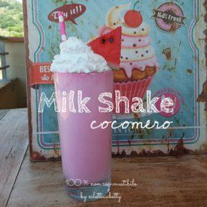 Milk shake Cocomero