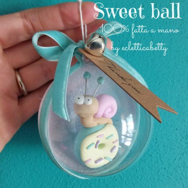 Sweet Ball Lumachina Ciambella