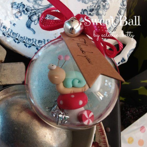 Sweet Ball Lumachina Fungo