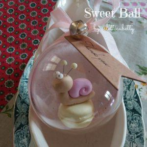 Sweet Balla Lumachina Macaron