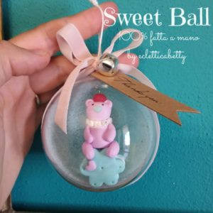 Sweet Ball Orso Biscotto