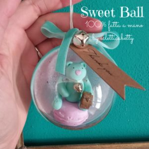 Sweet Ball Orso Snodato