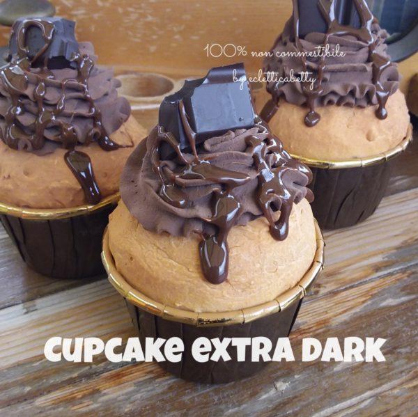 Cupcake extra dark