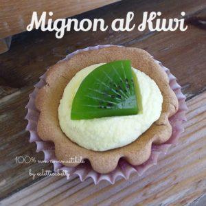 Mignon crema e kiwi