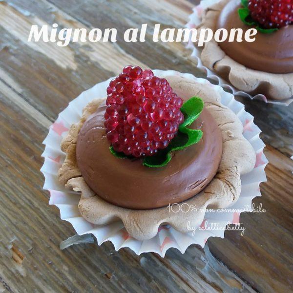 Mignon cioccolato e lampone