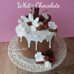 White Chocolate 15 cm