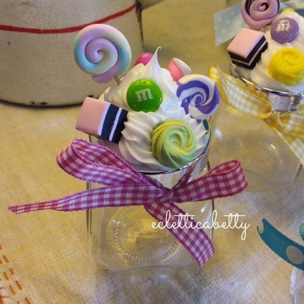 Barattolino panna e Candy – su ordinazione