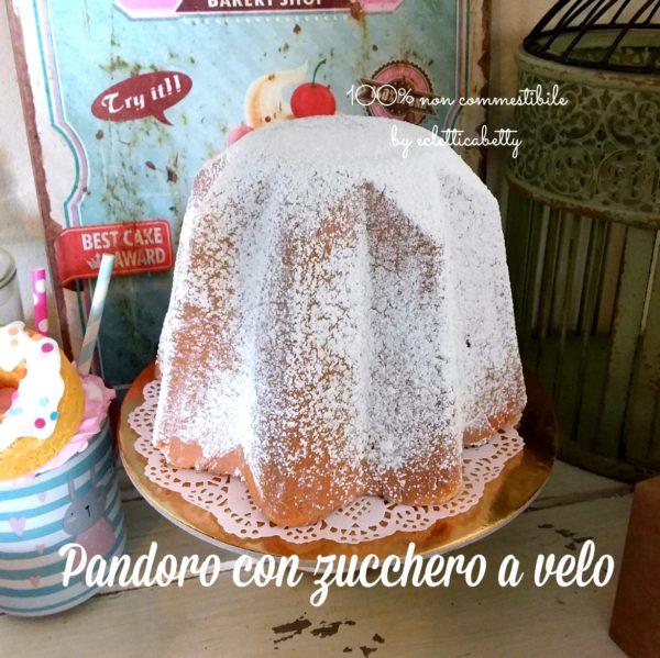 Pandoro con zucchero a velo Ø 20 cm