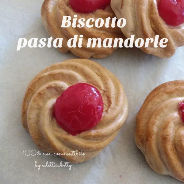 Biscotto pasta di mandorle