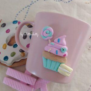 """Tazzotta Jinny """"cupcake rosa"""""""