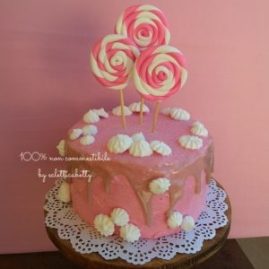 Torta Principessa Aurora 15 cm