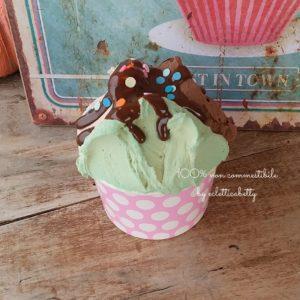 Coppetta gelato Trigusto p rosa