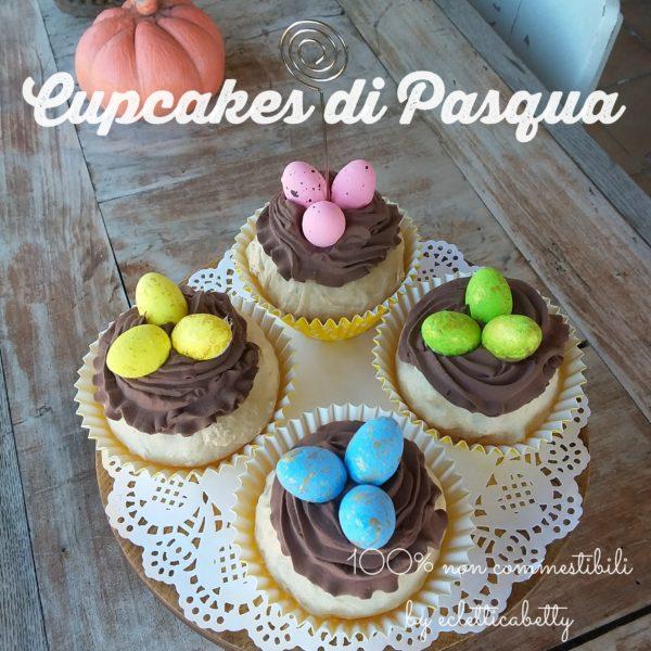 Cupcake di Pasqua 1 pz