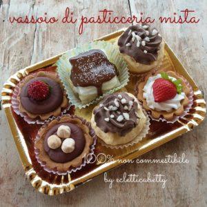 Choco Vassoio Pasticceria mista