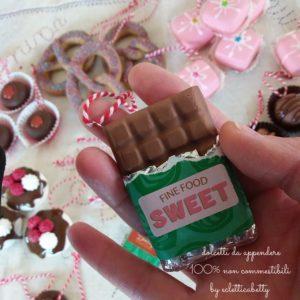 Cioccolata da appendere