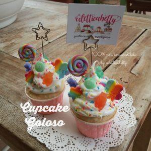 Goloso Cupcake con mollettina
