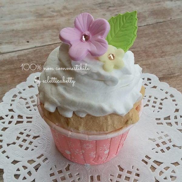 Cupcake Fiorellino Romantico
