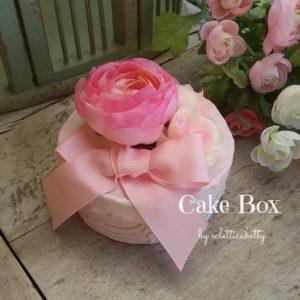 Cake Box Pink