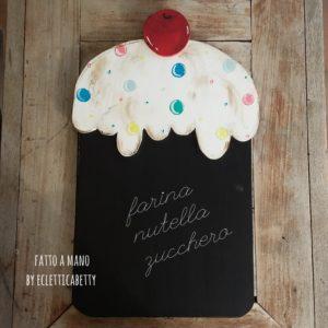 Lavagna Cupcake 53 x 30 cm