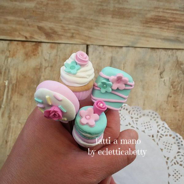 Set di 4 Cucchiaini Mood Shabby