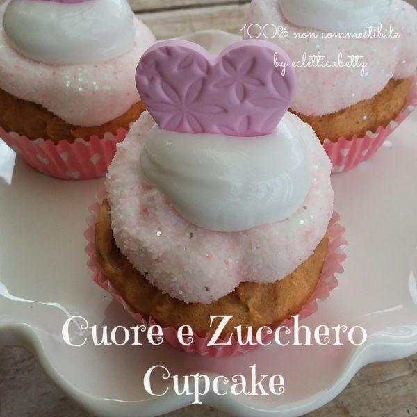 Cupcake Cuore e Zucchero
