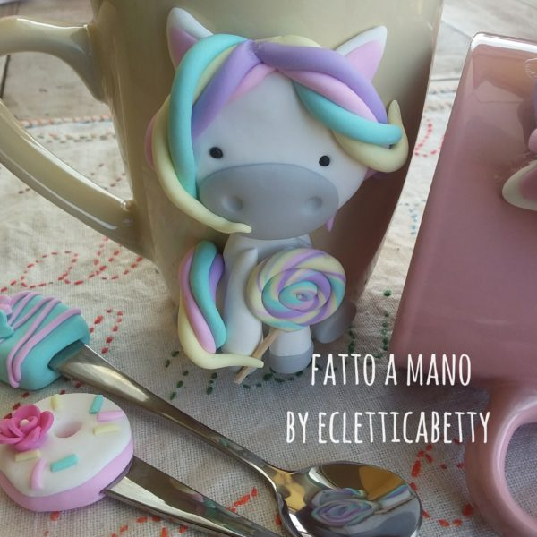 Tazzotta Unicorno