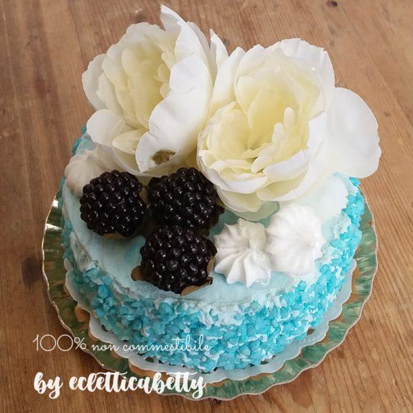 Bijou Cake celeste 10 cm