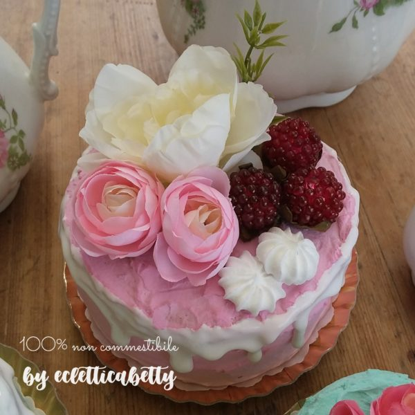 Bijou Cake rosa 10 cm