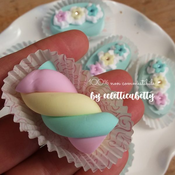Marshmallow pasticcino