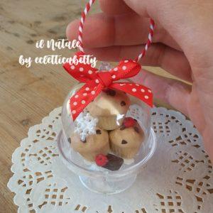 Alzatina da appendere con muffins Ø 5 cm