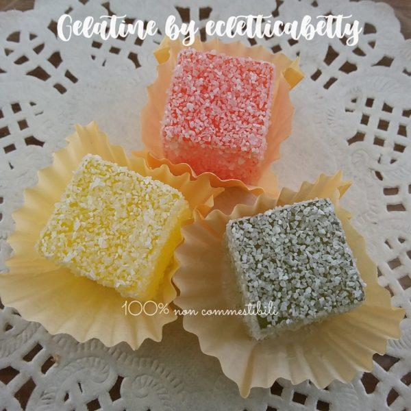 Gelatina trasparente zuccherata 1 pz