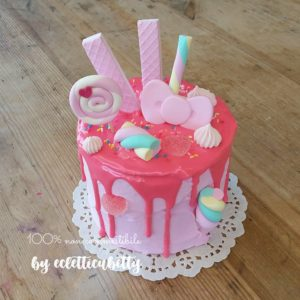 Torta Candy 10 cm