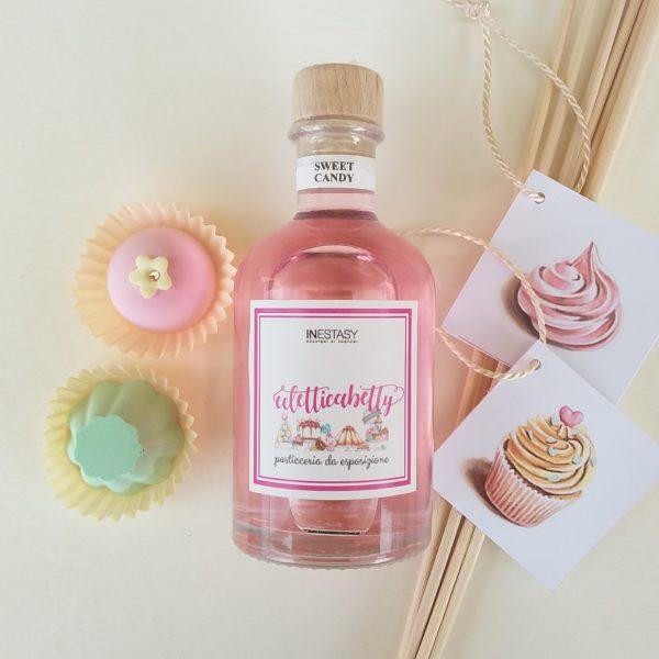 Fragranza per Ambiente da 100 ml Sweet Candy