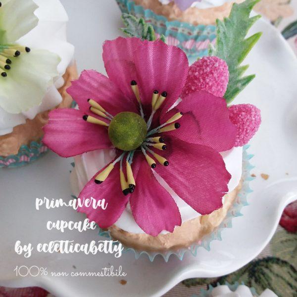 Primavera Cupcake fuxia