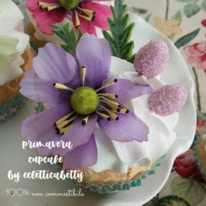 Primavera Cupcake lilla