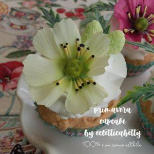Primavera Cupcake verdino