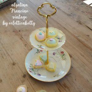 Alzatina Francine Vintage