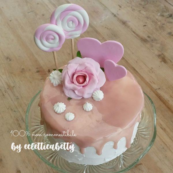 Torta Doux Shabby 15 cm