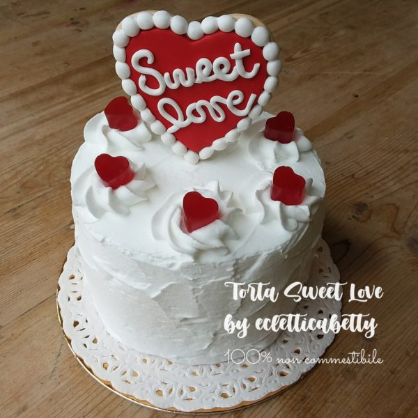 Torta Sweet Love 12 cm