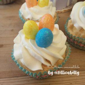 Cupcake con ovetti
