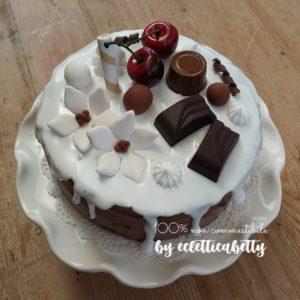 Choco White 14 cm