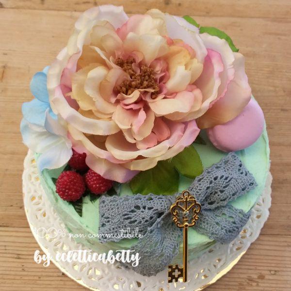 Torta di menta Wonderland 15 cm