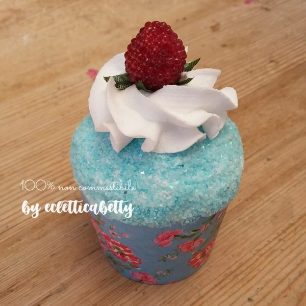 Cupcake pralinato Wonderland