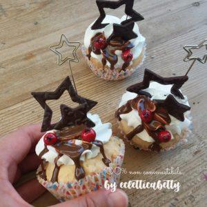 Cupcake Stella reggicartellino