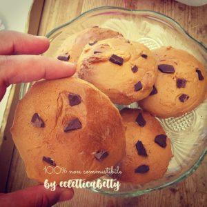 Maxi Cookie al cioccolato