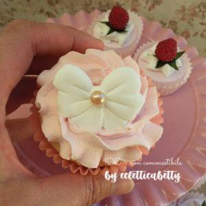Cupcake con Fiocco