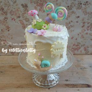 Torta Lumachina Sweet